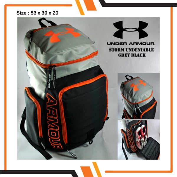Tas Ransel Gunung under Armour Undeniable