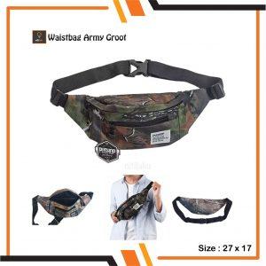 Slingbag Pria Murah Army Groot