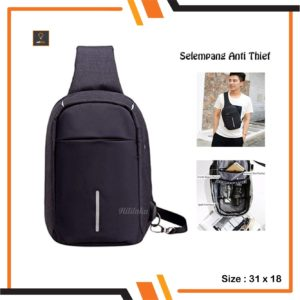 Slingbag anti maling